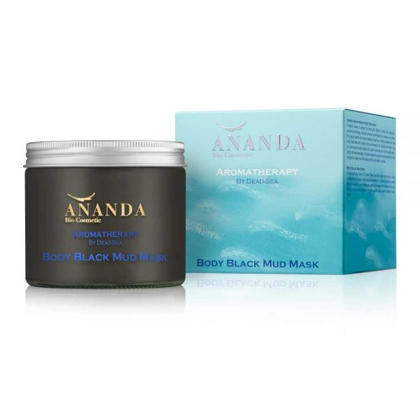 Body Black Mud Mask