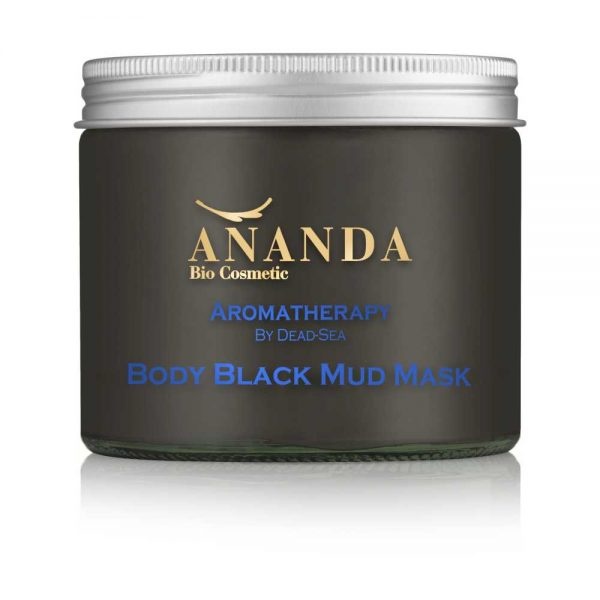 A cleansing mud mask for the body