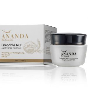 A nourishing and rich face cream