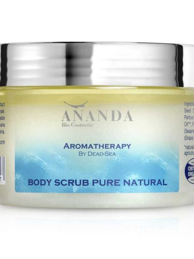 Pure Natural Body Scrub